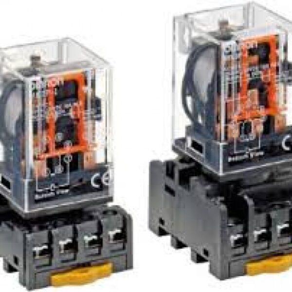 Omron MK3P-I Relay 11-Pin