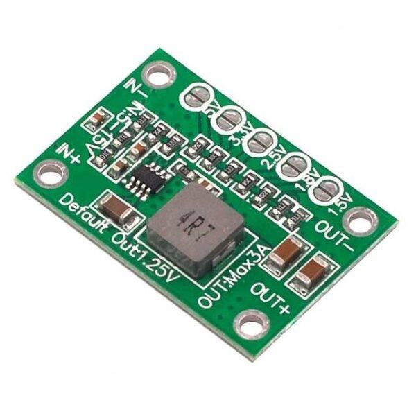 CA-1235 Adjustable Buck Converter Power Module 3A