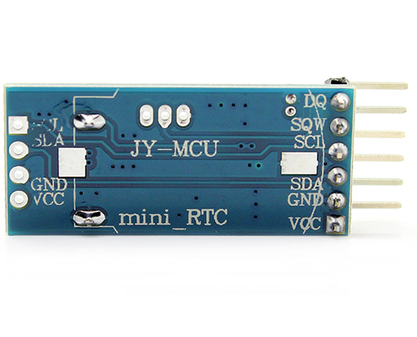 Mini_RTC DS1307 Real Time Clock Module with 24C32 Memory and Battery