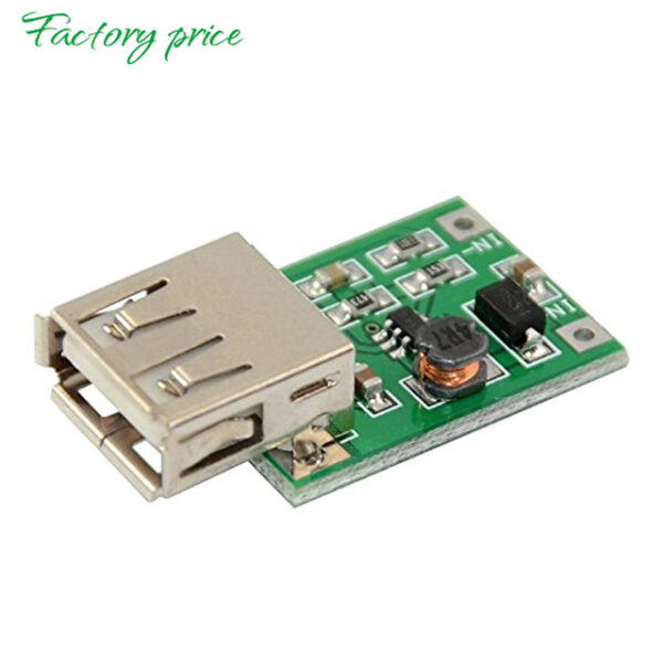 3.3V to 5V 600MA USB Output charger Module