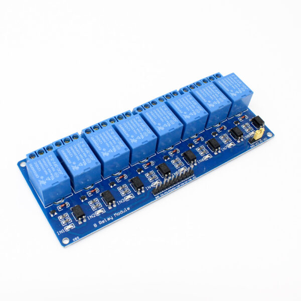 Relay Module 8 Channel (12Vdc)