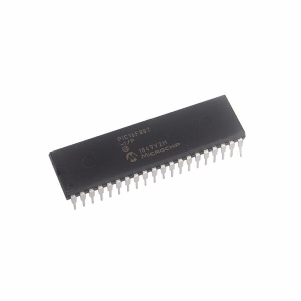 PIC16F887 (MICROCHIP)